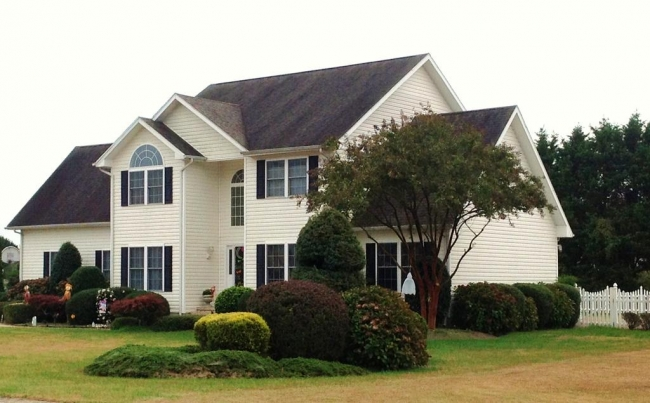 Home in Willow Creek neighborhood Salisbury Maryland